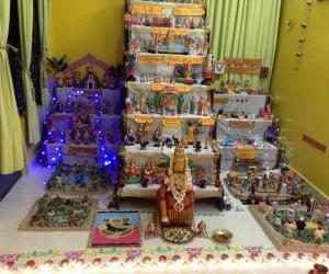 Navarathri golu at my home