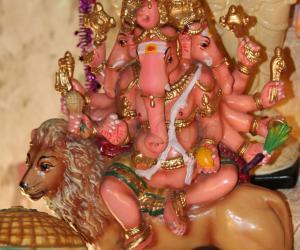 Pancha Mugha Pillayar