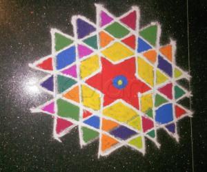Aishwarya Kolam
