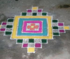 Rangoli: Vaikunda Ekadasi special