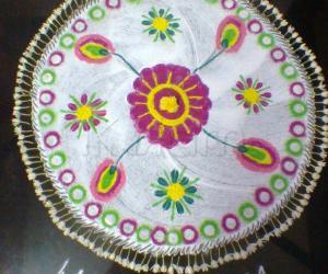 Rangoli: Onam special