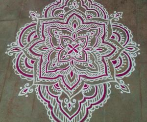 Happy weekend kolam :-)