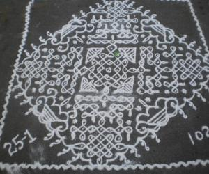 Rangoli: Contest Kolam