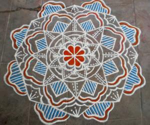 Rangoli: Happy Rakshabhandhan