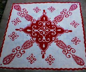 Diwali rangoli contest-2012
