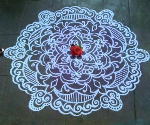 Rangoli: Margazhi 2014- Day 5
