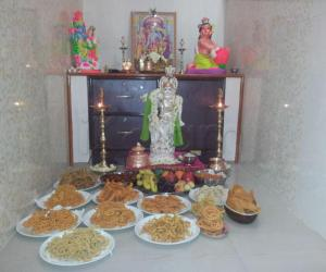 Rangoli: KRISHNAJAYANTI CELEBRATION