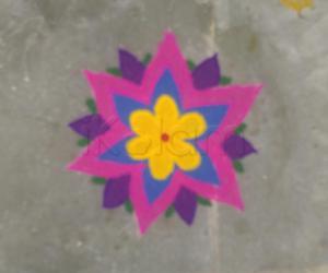 Rangoli: Margazhi 3