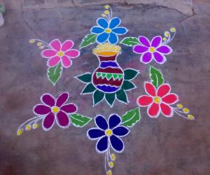 PONGAL - DOTTED