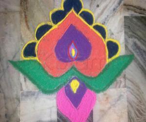 Rangoli: MARGAZHI DAY21