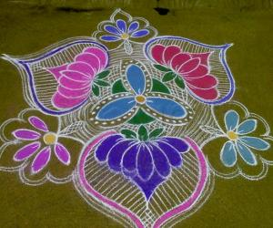 Rangoli: advanced