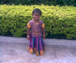 Best dressed - Navaratri Lehenga or Pattu pavadai contest for girls ages 1 to 12