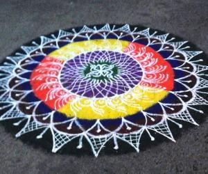 Rangoli: Festival kolam