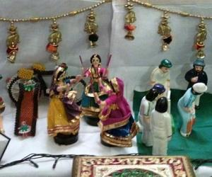 Ashram or Stages of life Kolu