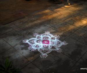 Rangoli: fresh friday