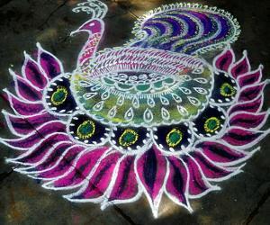 Rangoli: inspiration 1