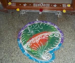 Rangoli: Ugadi-2012