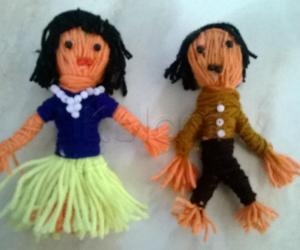 hand made dolls and ambigai
