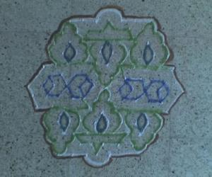 13-7 Idai Pulli Lamp Kolam