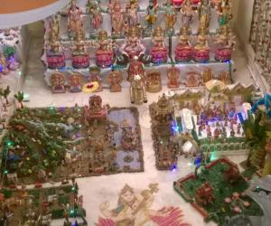 Our Golu at home 2014