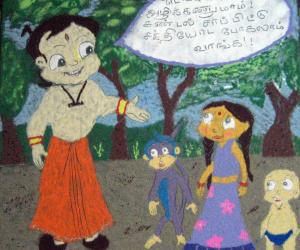 Rangoli: Navarathri special Rangoli