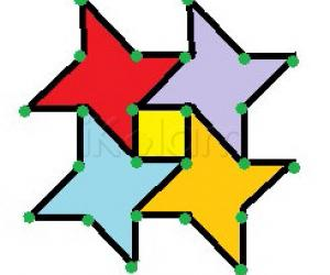 Rangoli: Answer to puzzle