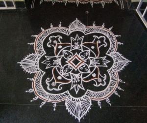 Rangoli: margazhi kolam24