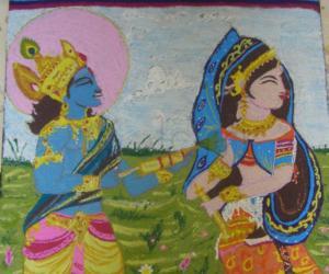 Rangoli: HAPPY HOLI!