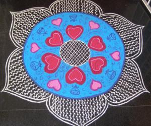 Rangoli: Happy Valentine's day!-2