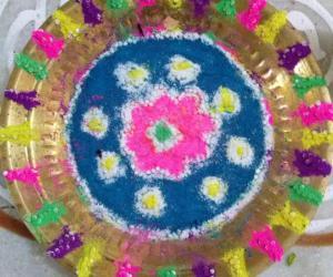 Navarathri Aarathi thattu