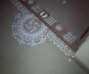 Rangoli: Janmashtami special