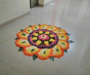 Rangoli: Onam