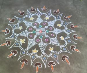 karthigai deepam festival sans diya