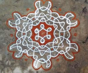 Rangoli: Happy Margazhi