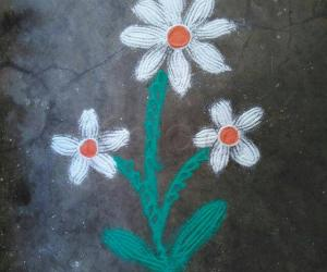 Rangoli: Margazhi 5th