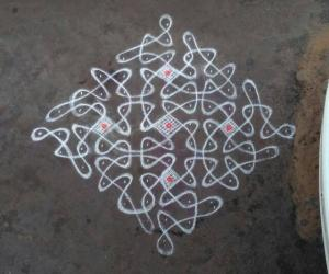 Rangoli: Margazh 7th