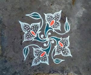 Rangoli: Margazh 8th