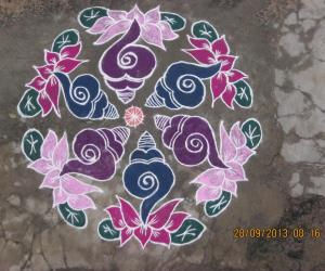Rangoli: My Old kolams