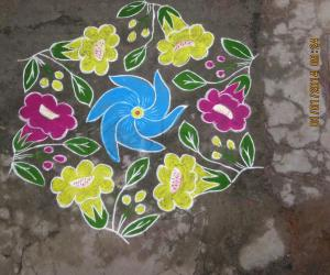 Rangoli: My Old kolams