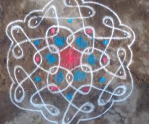 Rangoli: CHIKKU