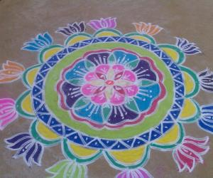 Rangoli for any occasion