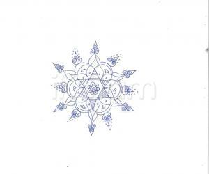 Star Rangoli