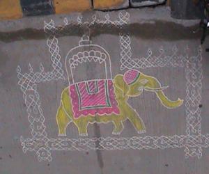 Dasara Kolam