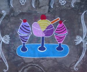 Rangoli: Ice Cream
