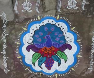 Peacock - Pongal Special