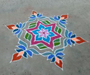 Margazhi Dew Drops Contest 2016