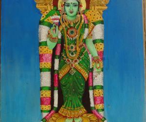 God Meenatchi  amman