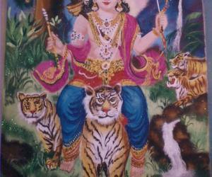 Rangoli: Swami Manikandan