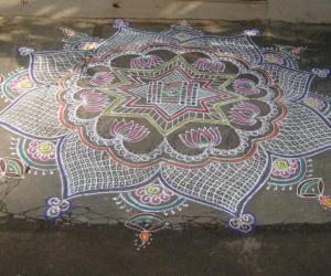 Diwali  contest 2013