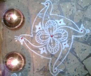 Rangoli: sunday 23-11-14